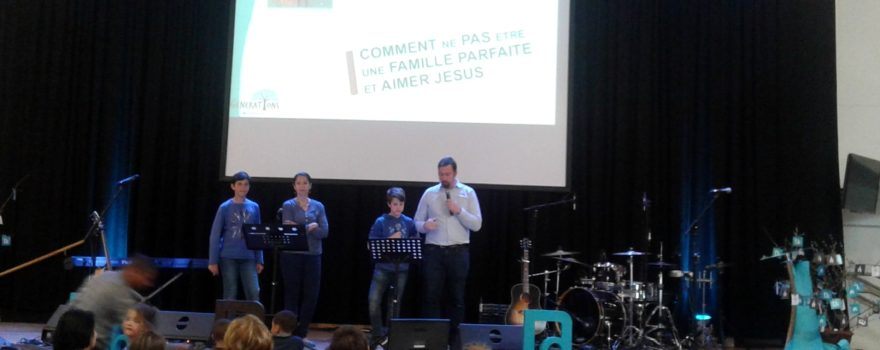 D6 Conference held in France