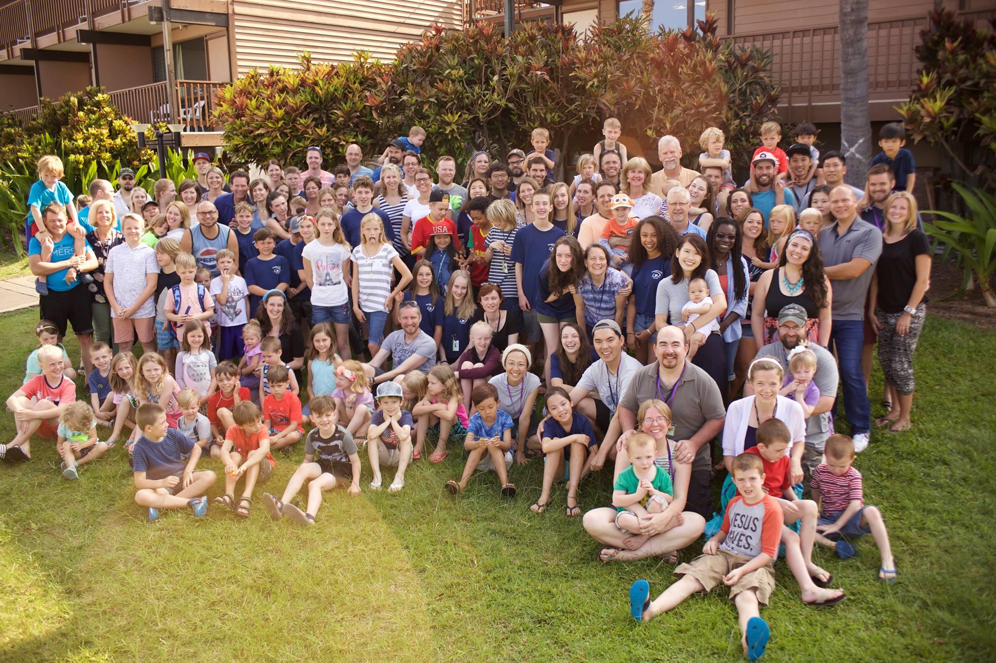 Family DTS, Hawaii (Sept 2018) – YWAM Family Ministries