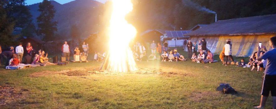 Family Camp at YWAM Romania