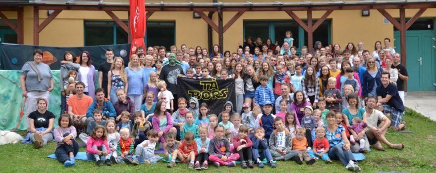Family Camp in Slovakia