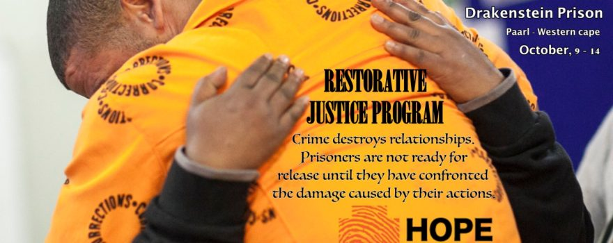 Restorative Justice – FFS Outreach Report