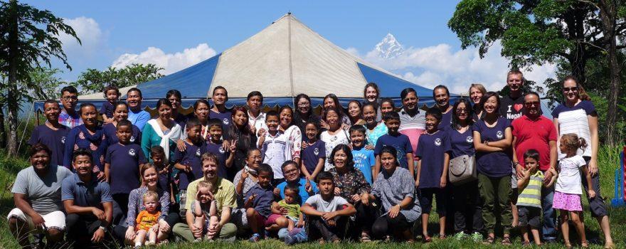 Family Camp Nepal